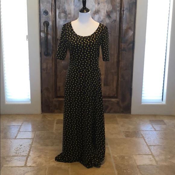 LuLaRoe Dresses & Skirts - LuLaroe maxi dress